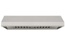 Under-cabinet range hood WS-38 series